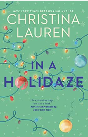 In A Holidaze by Christina Lauren Book Review
