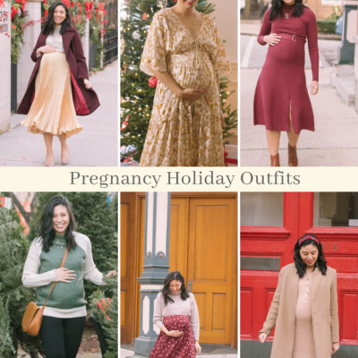 Best Pregnancy Holiday Outfits