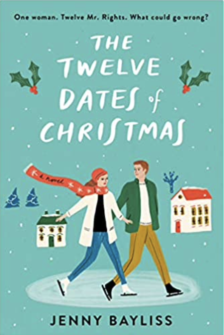 The Twelve Dates of Christmas by Jenny Bayliss Book Review