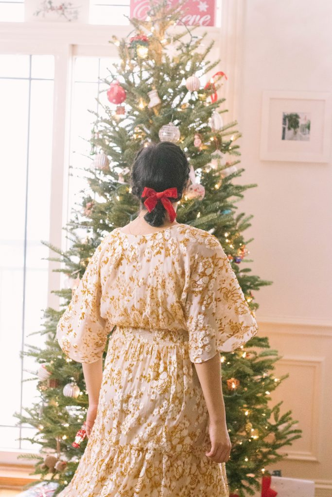 A Holiday Sparkle Dress To Get You In The Mood