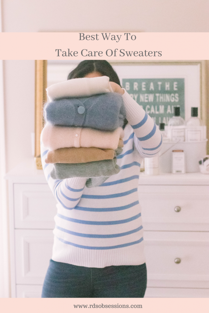 How To Take Care Of Sweaters
