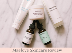 Maelove Skincare Review
