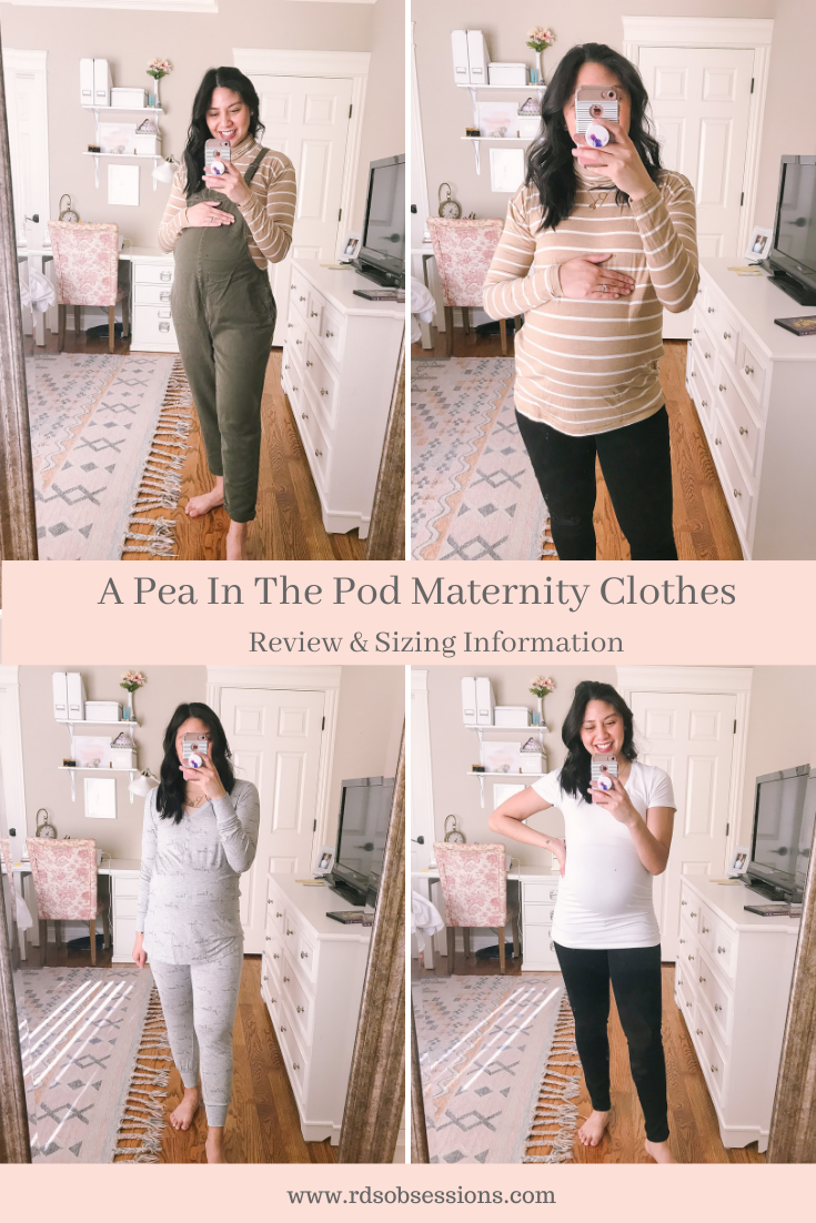 A Pea In The Pod Maternity Clothes