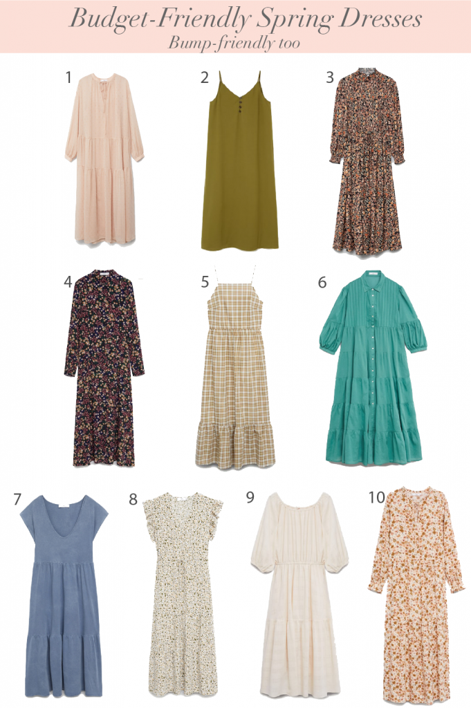 10 Mango Dresses That I'm Currently Loving