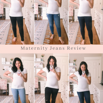 My Maternity Jeans Review