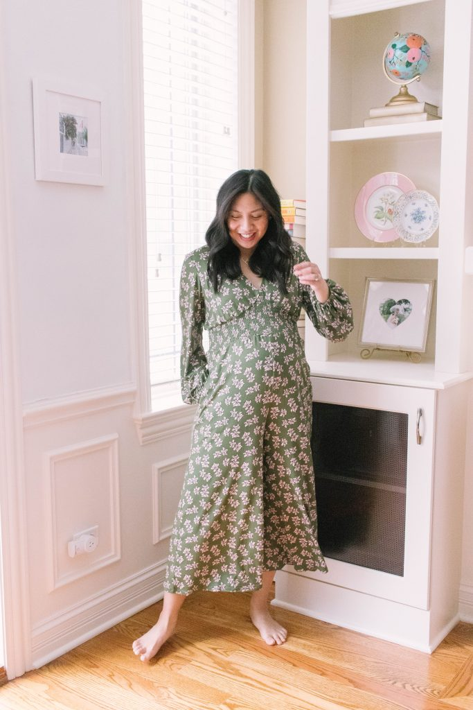 Maternity Jumpsuit For Spring