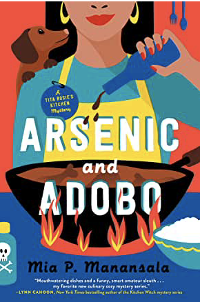 Arsenic and Adobo by Mia P. Manansala Book Review