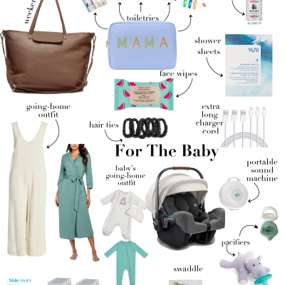 What To Pack In A Hospital Bag for Labor And Delivery