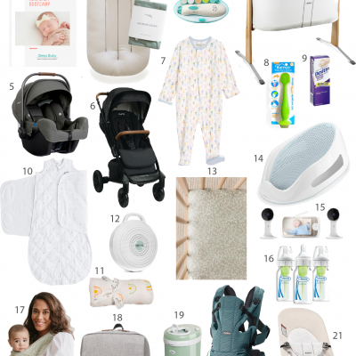 My Must Have Newborn Products