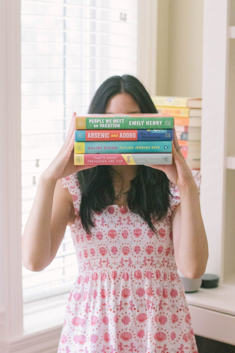 What I Read In June 2021